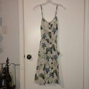 Dresses & Skirts - Palm Tree Pinapple dress